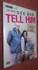 BBC - If You See God Tell Him, 2008 Rare UK DVD, Richard Briers, Adrian Edmonson
