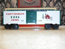 Lionel #19938 Christmas Boxcar 1995