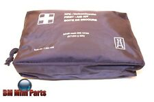 BMW First aid kit pouch, black, DIN 13164 71107263439
