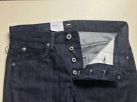 Mens Edwin ED55 Regular Tapered Jeans 12oz Waist 28 Length 30 Kingston Blue