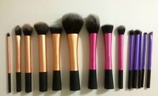 REAL TECHNIQUES MAKEUP COSMETIC BRUSHES
