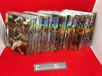 2020 TOPPS CHROME SEPIA REFRACTOR - CHOOSE / PICK CARD COMPLETE SET #1-200