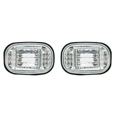 2 Repeater Toyota Paseo Cut 08/1995-12/1999 Lateral Chrome Left+Right