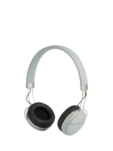 John Lewis & Partners H2 Wireless On-Ear Headphones with Mic/Remote, Grey