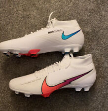 New listing Nike Superfly 7 Pro FG Soccer Cleats White Flash AT5382-163 Mens Size 11.5 NEW