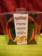 Pokemon Over The Ear Headphones IHOME