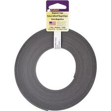 """ProMag Adhesive Magnetic Magnet Tape Roll 1/2"""" x 25 feet"""