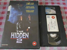 The Hidden 2 - Big box ex-rental VHS video
