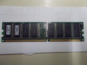 Kingston KTF0598-INB6, 256MB DDR PC2700 333MHz Dimm 184-pin Memory, #SU144