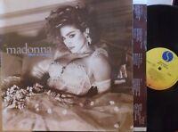 MADONNA ~ Like A Virgin ~ VINYL LP