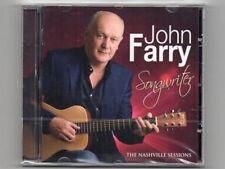 JOHN FARRY - SONGWRITER [ The Nashville Sessions ] - CD - Free Post UK