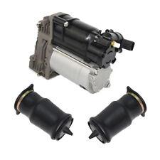 Air Suspension Compressor & Spring Kit Mercedes W639 Viano 2.0-3.7 Vito CDI W447