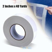 Double Sided Carpet Tape for Area Rugs Mats Carpets Gripper 2 Inches x 40 Yards