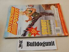 Nintendo Power Magazine Issue 38 w/ Wings 2 Aces High Aces High Poster