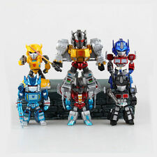 6 TRANSFORMER OPTIMUS BUMBLEBEE SOUNDWAVE GRIMLOCK STARSCREAM Figuren Spielzeug