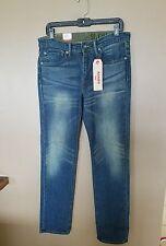 """NWT=LEVIS """"New Style"""" Dark wash, 511 Slim Stretch Jeans 32x32 $90"""