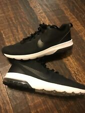 Nike Airmax  Air Sneakerboot Mens Running Shoes SIze 13 Black White