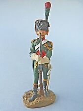 Soldat de plomb Hobby & Work - Chasseur à cheval 1er empire 54 mm  Lead soldier