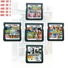 208/482/468/500/520 In1 игры картридж карты для DS NDS 2 децисек. 3 децисек. NDSI NDSL