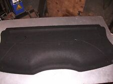FORD FIESTA 6 AND 7  REAR SHELF TRAY  IN BLACK  02 TO 08  5 DOOR