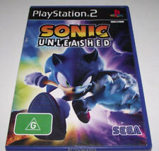 Sonic Unleashed PS2 PAL *Complete*