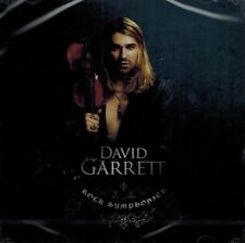 MUSIK-CD NEU/OVP - David Garrett - Rock Symphonies
