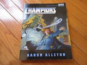 Hero System 5th Ed Champions