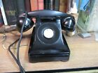 WESTERN ELECTRIC ANTIQUE BELL SYSTEM No 302 NON-DIAL TELEPHONE  BAKELITE 1930's