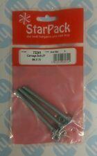 Transport Boulon ZP, m6 x 75mm, pack de 3, de la gamme star Pack matériel 72241