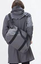 Rains Zip Bag Smoke NWT