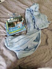 Baby Water Sling Wrap Carrier * Adjustable Shoulder Ring * Blue Mesh use
