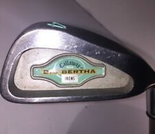 Callaway BB Lady Gems RH 4 Iron Aldila Designed Callaway Graphite Shafts