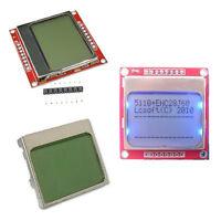DIY White/Blue 84 * 48 Nokia 5110 LCD Display Screen Module Module for Arduino