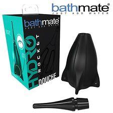 Bathmate Hydro Rocket Anal Douche Enema Clyster Lavaggio Pulizia Clistere Anale