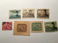 EGYPT STAMPS LOT