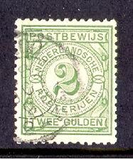 nederland postbewijs nr 3  gebruikt/used luxe