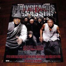 "Donnie Yen ""Bodyguards and Assassins"" Tony Leung 2009 HK Version POSTER"