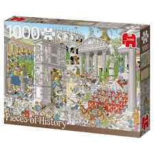1000 Teile Puzzle NEU OVP Sigmaringen Castle Panorama 18520 Jumbo Premium Coll Puzzles & Geduldspiele