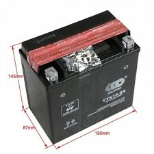 YTX14-BS Battery for Kawasaki KVF650 Prairie KSV700 A KVF750 Brute Force W650