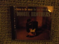 listen to the music the very best of the DOOBIE BROTHERS 2000 warner CD