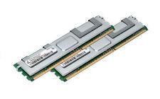 2x 1GB = 2GB RAM für DELL Server PowerEdge M600 2950 III