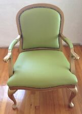 OLD HICKORY TANNERY CHAIRS X2 ANTIQUES FOR THE FUTURE ORG $3,000.00 A PIECE NWT
