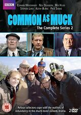 Common As Muck Series 2 [NEW & SEALED DVD]