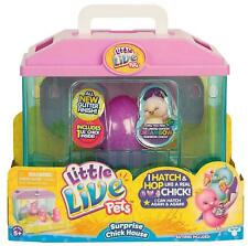 LITTLE LIVE PETS SURPRISE CHICK HATCHING PLAY HOUSE.NEW.FREE PRIORITY SHIPPING