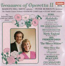Treasures of Operetta II / Marilyn Hill Smith · Peter Morrison