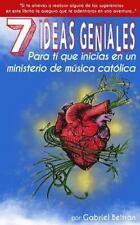 7 Ideas Geniales para Ti Que Inicias en un Ministerio de Musica Catolica by...