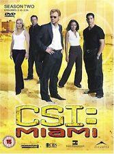 CSI : MIAMI SEASON 2 PART 2 - EPISODES 2.13-2.2 - SET BOX UNDER BLISTER