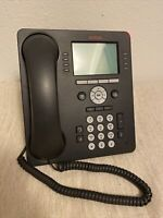 Avaya 9608G IP Business Office PoE Phone Stand & Handset VoIP 8 line 700505424