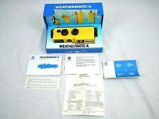 CLEAN Minolta Weathermatic-A Waterproof Diving Camera w/ Box, Manuals & Strap