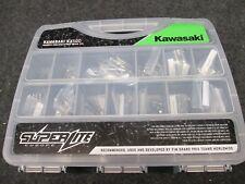 Kawasaki KX500 1989-2001 SUPERLITE Titanium full plastics fixing bolt kit